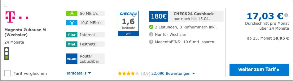 check24-Angebot vom 15.4.2019
